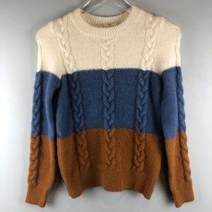 Anthropologie Moth Sweater Sz XS